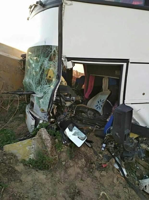 автобус з українськими туристами у Румунії ДТП