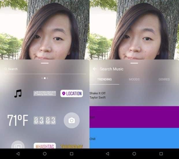 В Instagram з'явиться можливість додавати музику до Stories