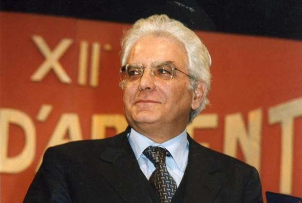Президент Італії Серджо Матарелла
