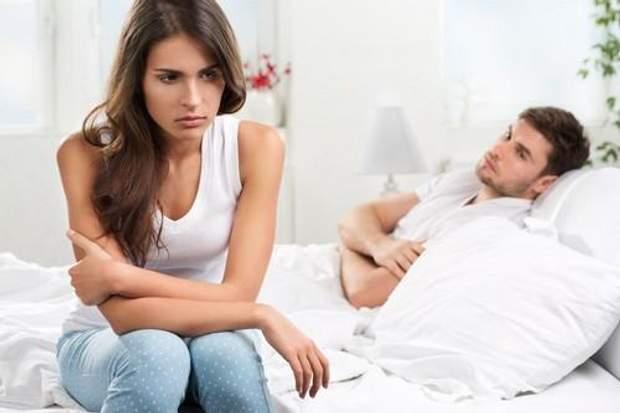 Долго нет секса симптомы