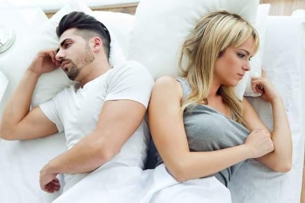 Отсутствие удовлетворения от секса