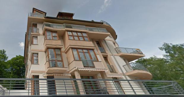 Будинок Воропаєва у Чехії