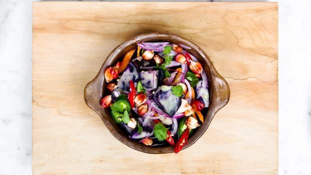 Гриби, селера, капуста, помідори та червона цибуля особливо корисні, щоб уникнути занепокоєння