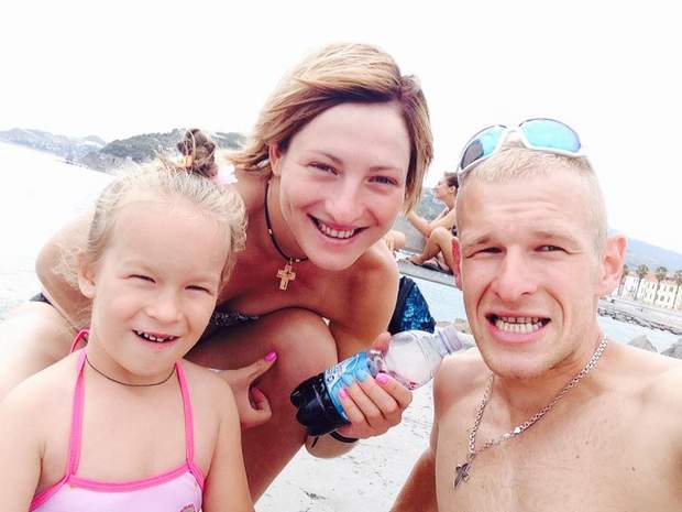 Вовчинський був одружений із паралімпійською чемпіонкою Сашею Кононовою