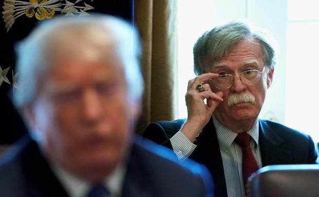 Болтон переконаний, що рішення Трампа про вихід з іранської ядерної угоди –