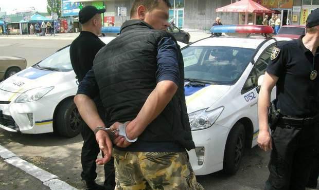 У Миколаєві затримали п'яних військових, які вчинили стрілянину