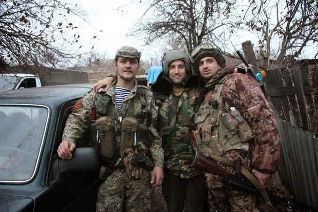 Бойченнко, Вагнера, Карпати, Україна, Донбас