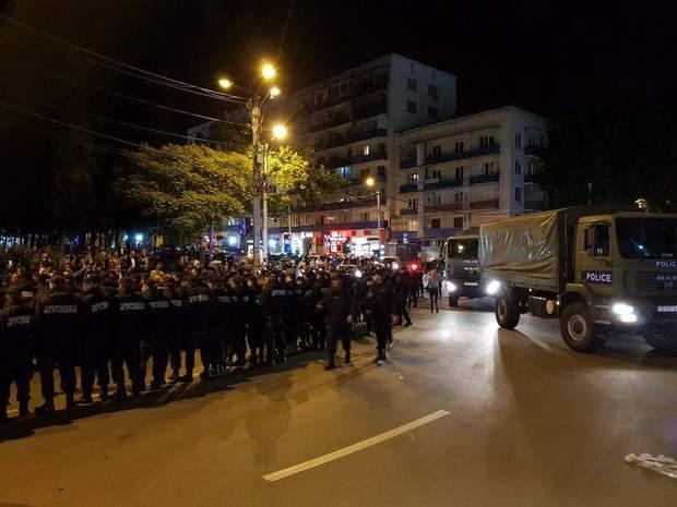 Спецоперація проти наркоторговців у Грузії
