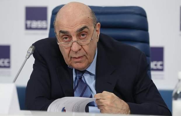 Російський політолог Ігор Бунін