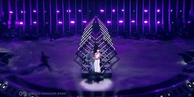 Євробачення 2018 Великобританія