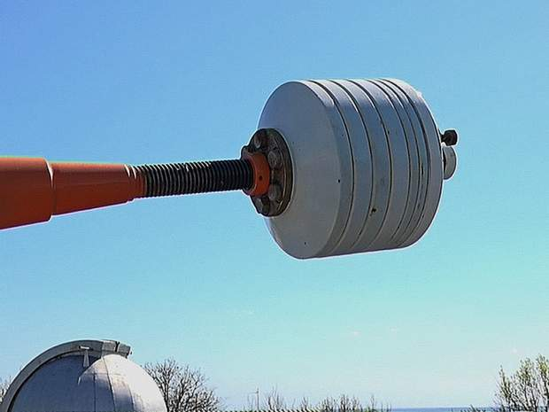 найбільший в Україні телескоп