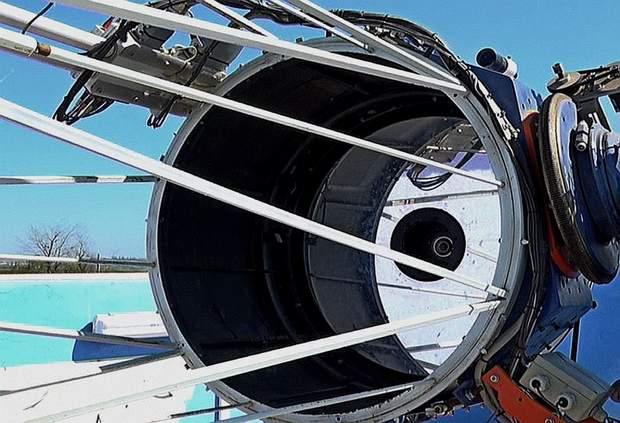 найбільший в Україні телескоп – на Одещині