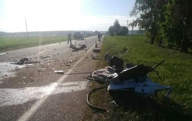 Білорусь аварія ДТП діти жертви футбол