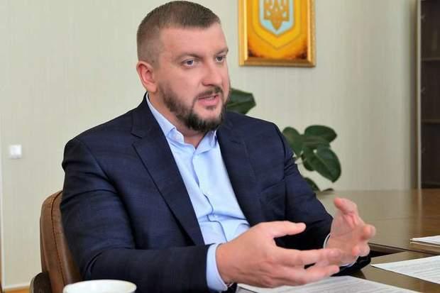 Міністр юстиції Петренко
