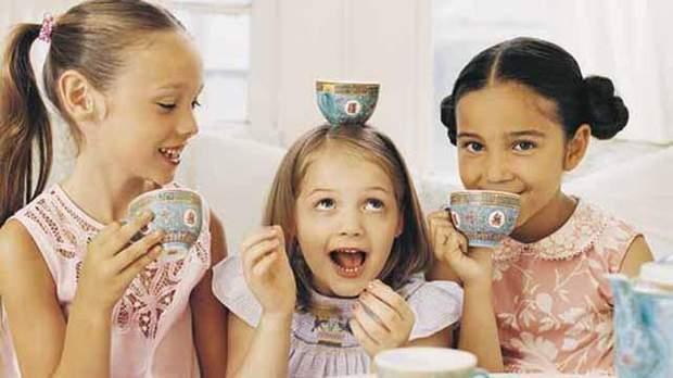 Немовлятам можна давати чаї з 3-4 місяця