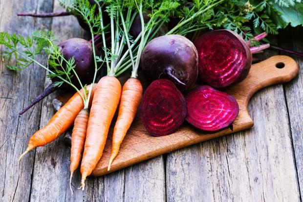 Серед продуктів, які містять найменше калію, увійшли брокколі, морква та капуста