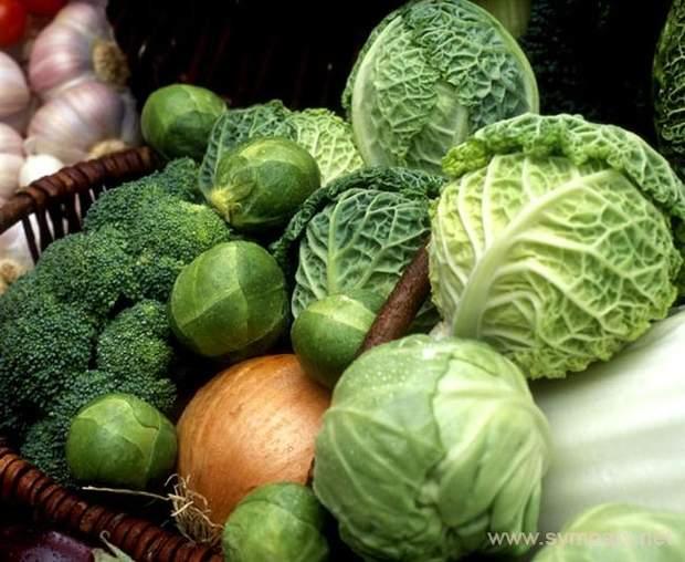 Білокачанну капусту використовують для очищення організму