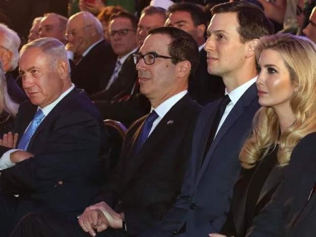 Церемонія відриття амбасади США в Єрусалимі