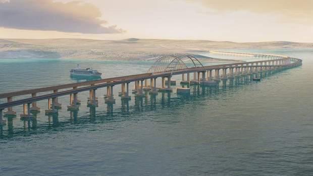 Проект Керченського мосту