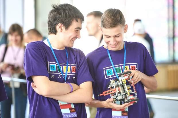 Фестиваль Robotica
