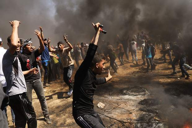 Масові протести в Єрусалимі