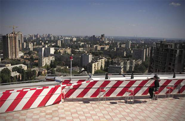Відкриті дахи Київ