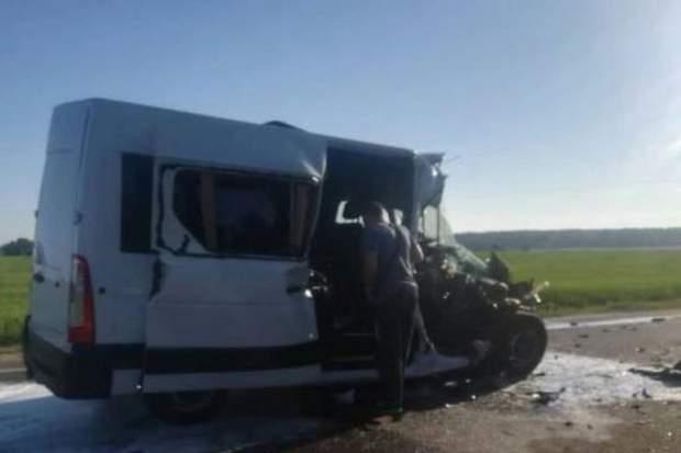 Наслідки аварії з українськими дітьми в Білорусі