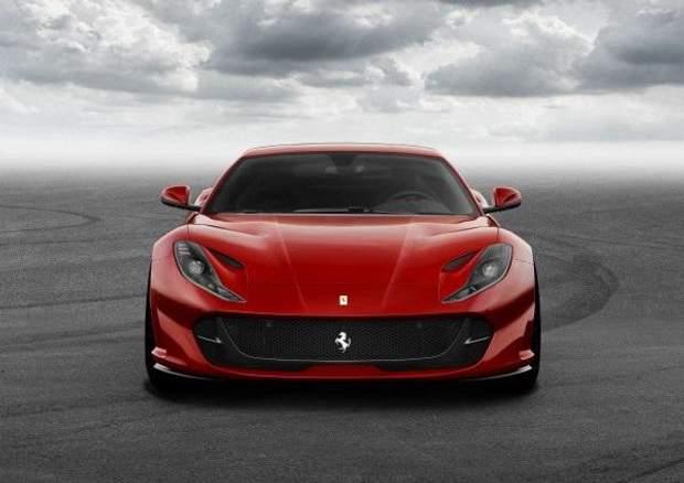 Гібридна модель Ferrari