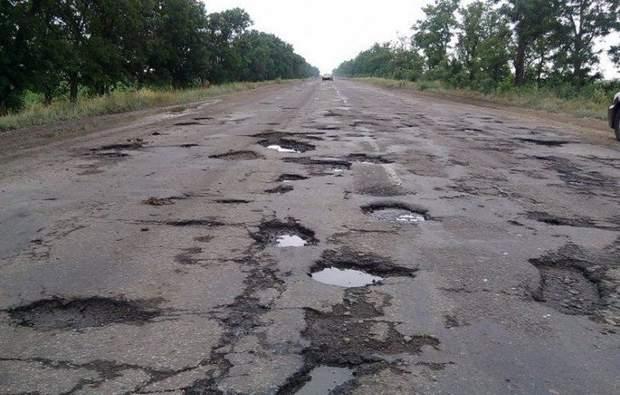 Дороги на Миколаївщині