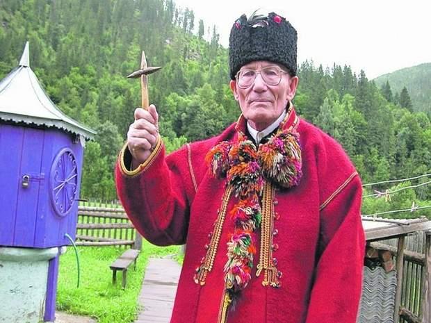 Михайло Нечай – останній мольфар