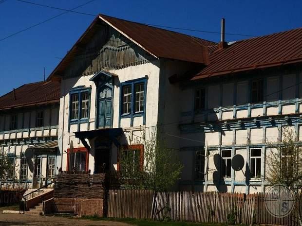 Будинок, в якому ріс Малевич