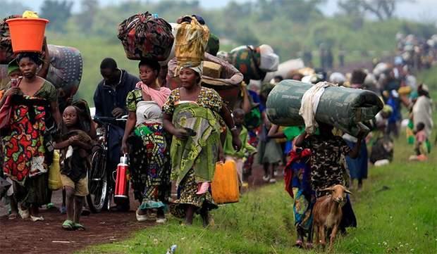 Жителі Африки