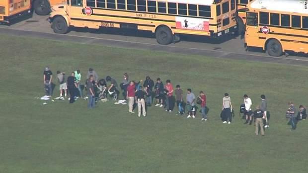 Стрілянина, США, школа, діти, жертви, поранені
