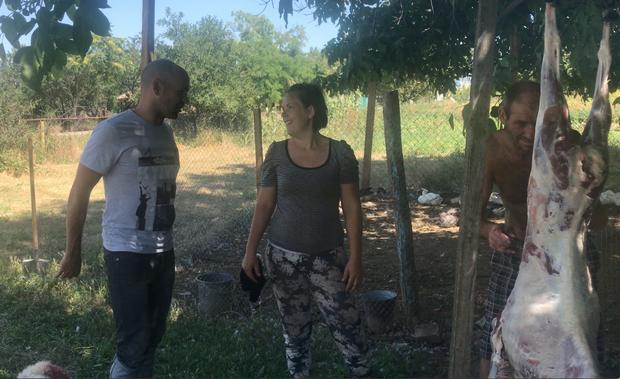 Жизнь в украинском селе