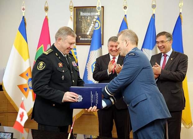 Угода між Україною та Канадою