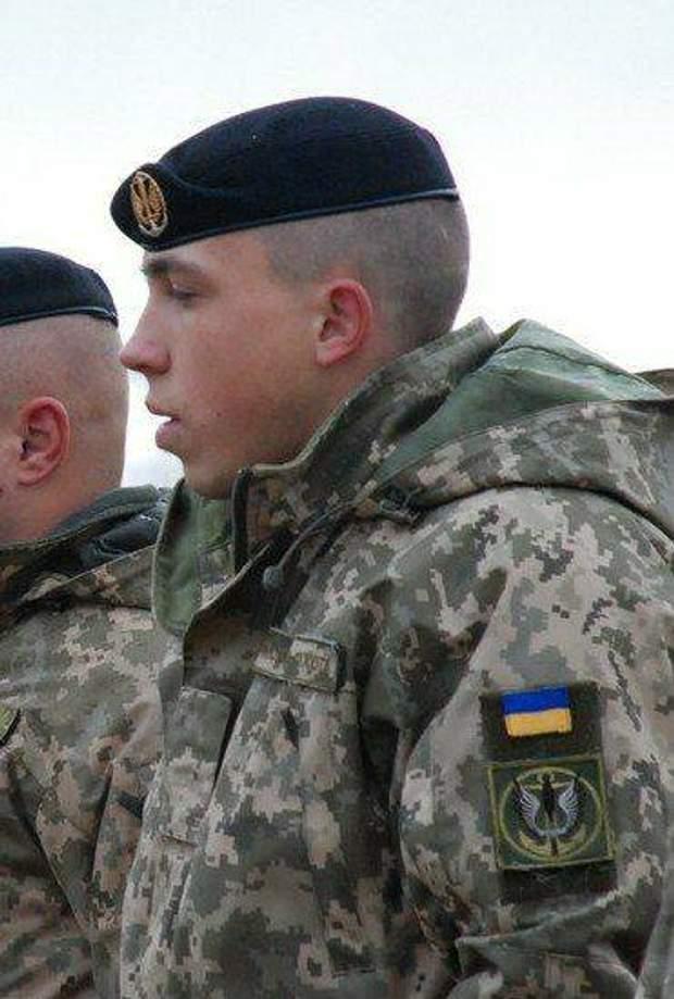 Рудь, Донбасс, потери, гибель, волонтеры
