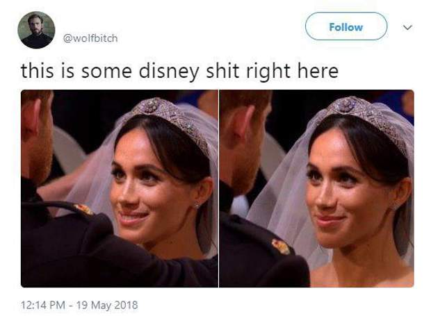 Меган Маркл, Гаррі, королівське весілля, Британія, меми