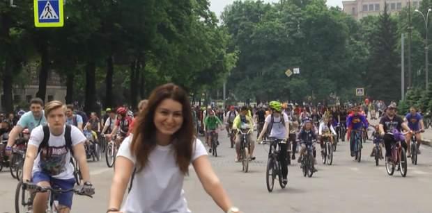Велодень у Харкові