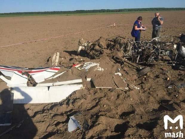 Авіакатастрофа, Су-29, Росія, жертви, авіація