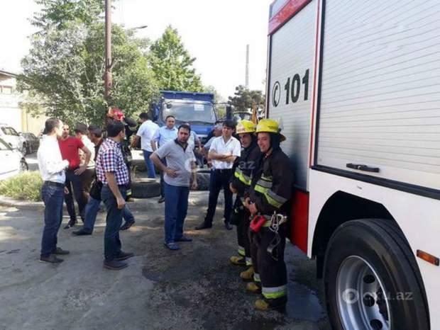 В Баку прогримів вибух в кафе