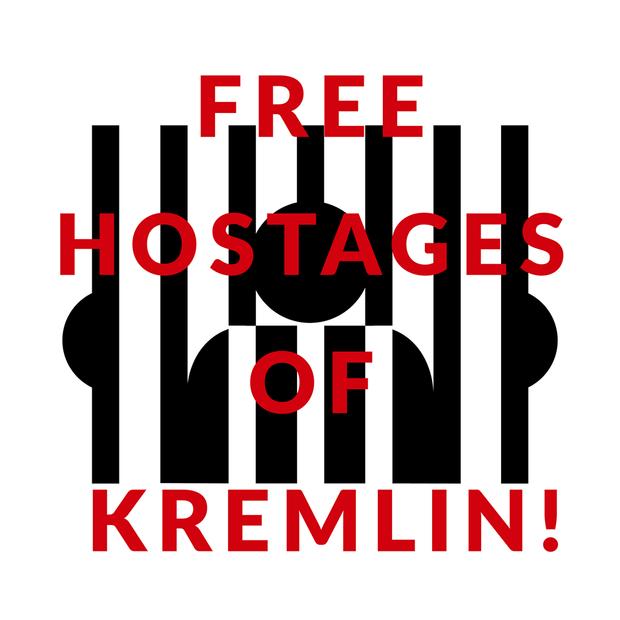 Сенцов, Росія, політв'язень, активісти, плакати, 24 Print, друкарська фірма, скандал