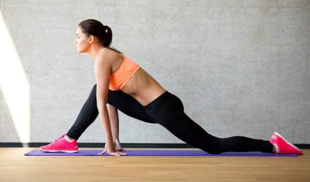 Заняття спортом допоможе повернути тіло у гарну форму