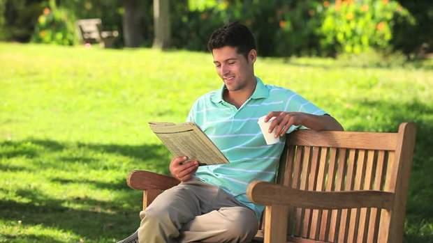 У спеку сердечникам краще сидіти у затінку дерев