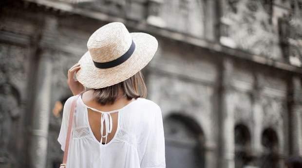 Одягайте на прогулянку капелюха