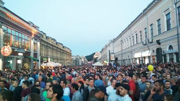 ЛЧ у Києві
