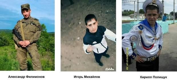 Сирія, втрати, жертви, Росія, військові, Філімовнов, Михайлов, Поліщук