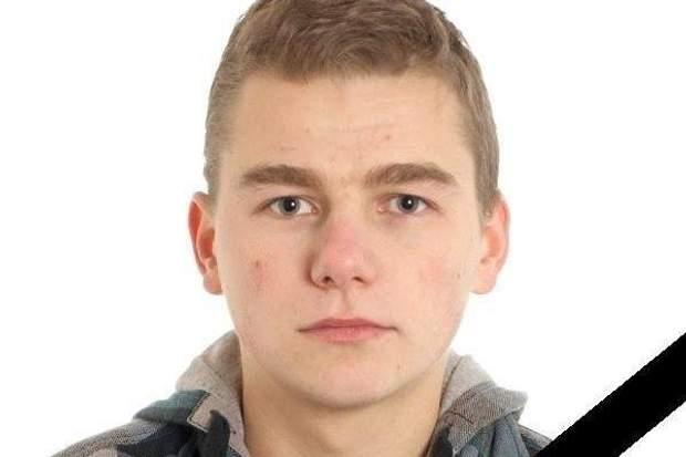 Загиблий боєць Богдан Коломієць