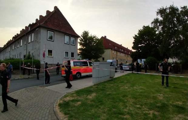 Стрілянина у Німеччині