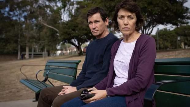 Джон і Мерін О'Браєни, батьки заглиблого в катастрофі