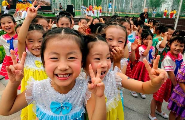 Через скасування регуляції народжуваності китайська малеча матиме братів та сестер
